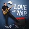 Brad Paisley - Love and War  artwork