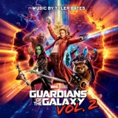 Guardians of the Galaxy, Vol. 2 (Original Score) - Tyler Bates Cover Art