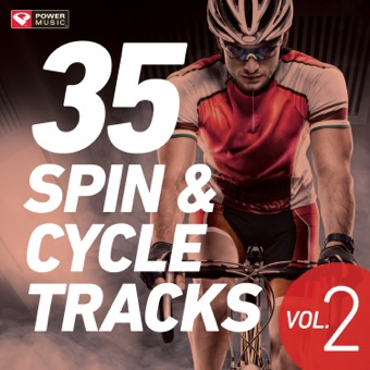 35 Spin & Cycle Tracks, Vol. 2 – Power Music Workout