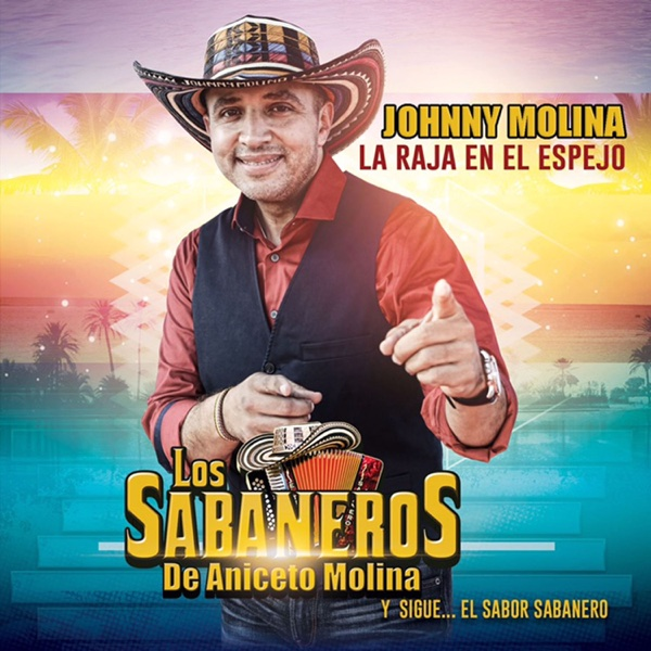 La Raja en el Espejo - Single | Johnny Molina