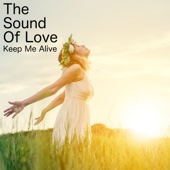 THE SOUND OF LOVE - Keep Me Alive (feat. Evguenia Ratsouk) artwork