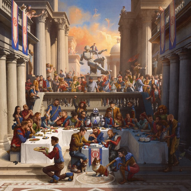 Everybody (Deluxe) by Logic on iTunes