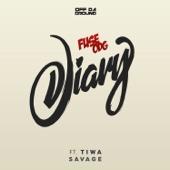 Fuse ODG - Diary (feat. Tiwa Savage) [Radio] artwork