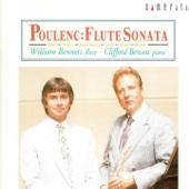 Flute Sonata, FP 164: I. Allegro malinconico