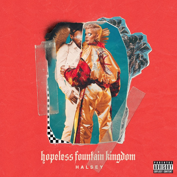 Halsey – hopeless fountain kingdom [Deluxe Edition] iTunes Plus