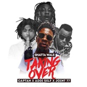 Taking Over (feat. Captan, Addi Self & Joint 77) - Shatta Wale Cover Art