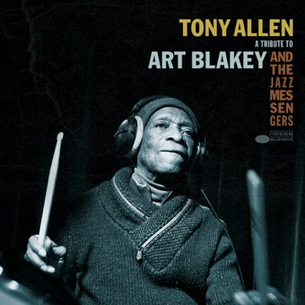 A Tribute To Art Blakey and the Jazz Messengers – EP – Tony Allen