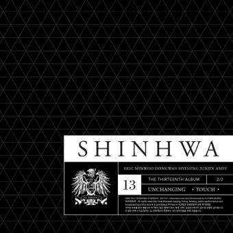 13th Unchanging: Touch – Shinhwa