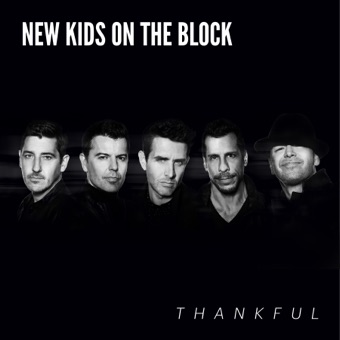 Thankful – EP – New Kids On the Block