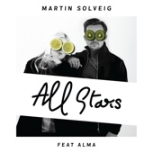 Martin Solveig - All Stars (feat. Alma) illustration