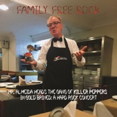 Family Free Rock - Mr Almeida Heads the Gang of Killer Peppers in the Gold Brined: A Hard Rock  arte