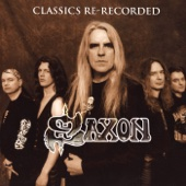 Saxon - And the Bands Played On (Re-Recorded) kunstwerk