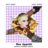 Katy Perry - Bon Appétit (feat. Migos) [Martin Jensen Remix] artwork