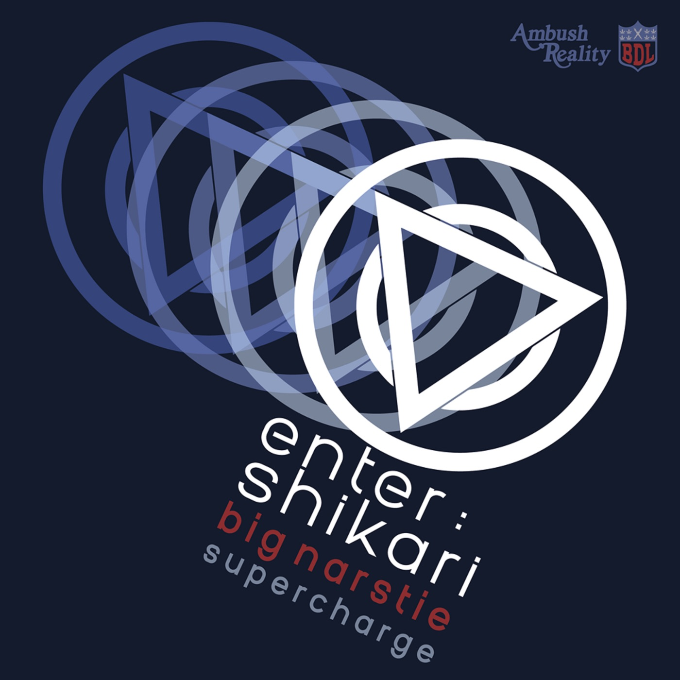 Enter Shikari - Supercharge [single] (2017)