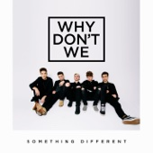 Why Don't We - Something Different - EP  artwork