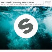 Won't Stop (feat. Kelli-Leigh) [Bob Sinclar & The Cube Guys Remix]