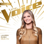 Deja Vu (The Voice Performance) - Lauren Duski Cover Art