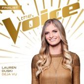 Lauren Duski - Deja Vu (The Voice Performance) artwork