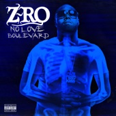 No Love Boulevard - Z-Ro Cover Art