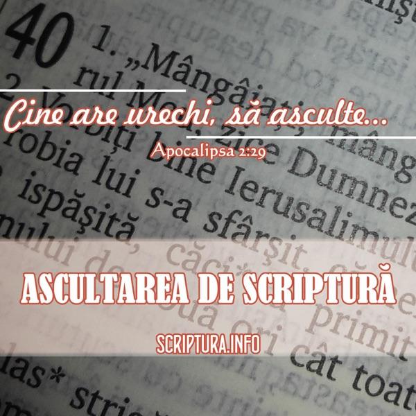 Ascultarea de Scriptură