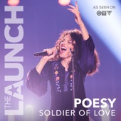 POESY - Soldier of Love (THE LAUNCH) artwork