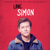 Various Artists - Love, Simon (Original Motion Picture Soundtrack)  artwork