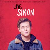 Various Artists - Love, Simon (Original Motion Picture Soundtrack)  artwork