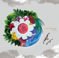 BRADIO - LA PA PARADISE - EP artwork