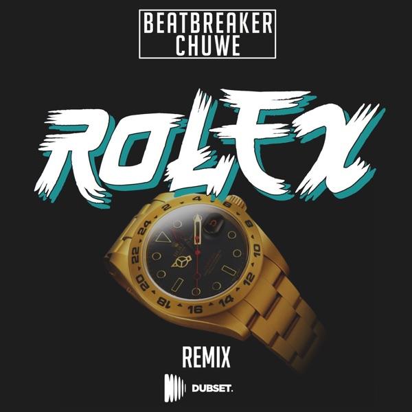 Rolex BeatBreaker  Chuwe Remix - Single Ayo  ¿Téo CD cover