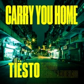 Tiësto - Carry You Home (feat. Stargate & Aloe Blacc) artwork