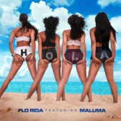 Flo Rida - Hola (feat. Maluma) artwork