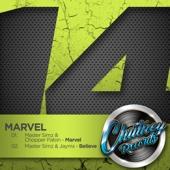Marvel - Master Simz & Chopper Paton