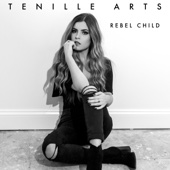 Tenille Arts - Rebel Child  artwork