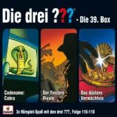 Die drei ??? - 39/3er Box (Folgen 116,117,118) Grafik