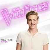 River (The Voice Performance) - Noah Mac