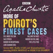 Agatha Christie - More of Poirot's Finest Cases: Seven Full-Cast BBC Radio Dramatisations  artwork