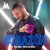 Listen to Corazón (feat. Nego do Borel) music video