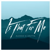Alesso & Anitta - Is That for Me artwork