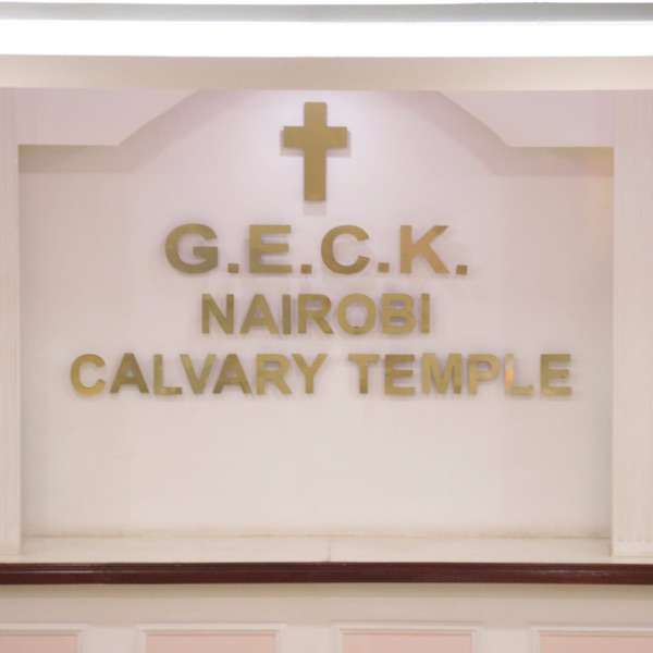 calvary temple in