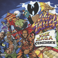 Wu-Tang - The Saga Continues artwork