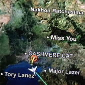 Miss You - Cashmere Cat, Major Lazer & Tory Lanez