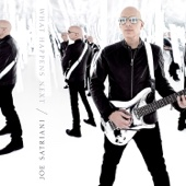 Joe Satriani - What Happens Next  artwork