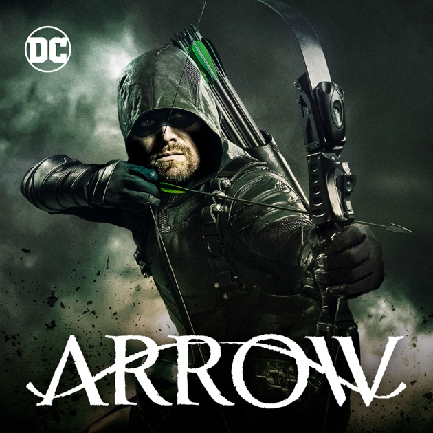 arrow staffel 6 netflix