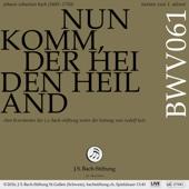 Bachkantate, BWV 61 - Nun komm, der Heiden Heiland (Live) - EP