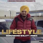 Sidhu Moose Wala - Life Style (feat. Banka) ilustración