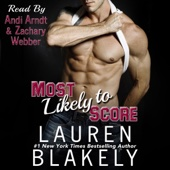 Lauren Blakely - Most Likely to Score (Unabridged)  artwork