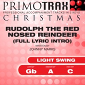 Rudolph the Red Nosed Reindeer (Light Swing) [Christmas Primotrax] [Performance Tracks] - EP