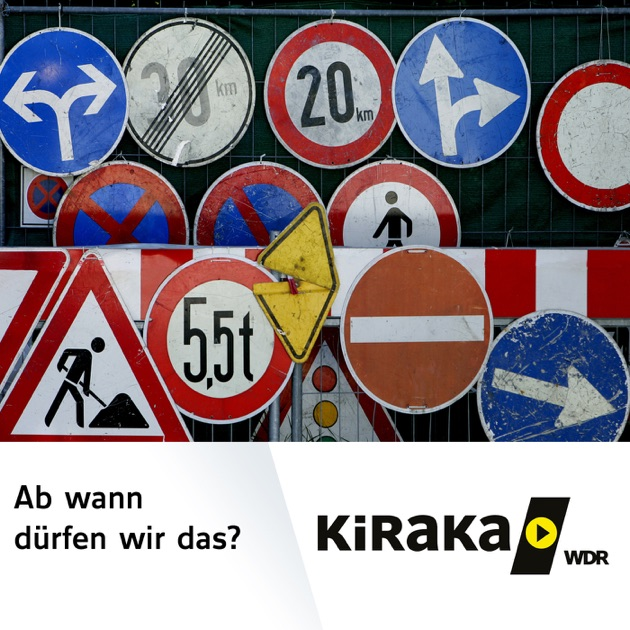 kiraka ab wann d rfen wir das par westdeutscher rundfunk sur apple podcasts. Black Bedroom Furniture Sets. Home Design Ideas