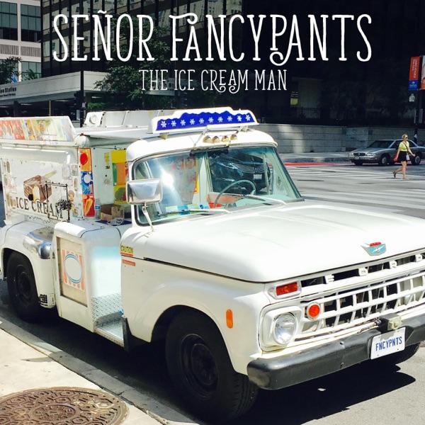 The Ice Cream Man by Señor Fancypants