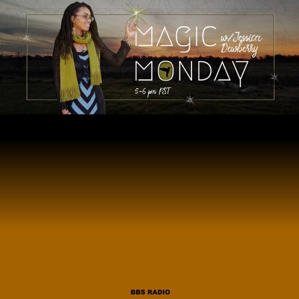 Magic Monday with Jessica Dewberry